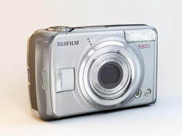 Fujifilm FinePix A900 Camera 3d model