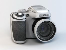 Fujifilm FinePix S5700 Camera 3d model