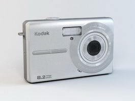 Kodak EasyShare M853 Camera 3d model