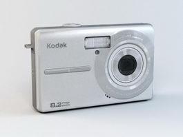 Kodak EasyShare M853 Camera 3d model