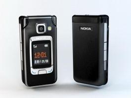 Nokia 6290 3d model