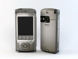 Philips Xenium 9@9M 3d model