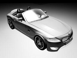 BMW 3d model free download - cadnav com