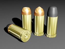 9Mm Bullet 3d model