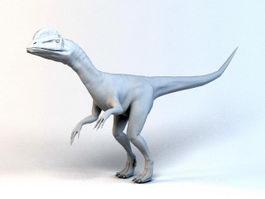 Dilophosaurus Dinosaur 3d model