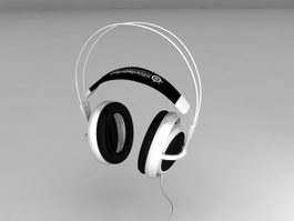 SteelSeries Headset 3d model