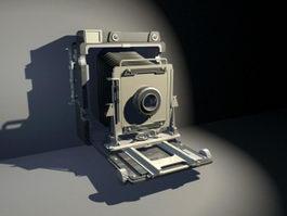Ancient Camera 3d model