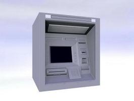 ATM Machine 3d model