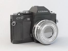 Cosina Camera 3d model