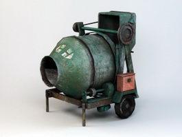 Industrial facility 3d model free download - cadnav com