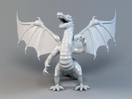 Red Dragon 3d model