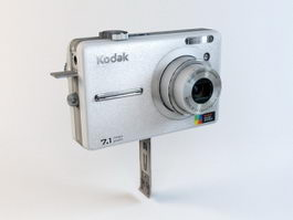Kodak EasyShare C763 Camera 3d model