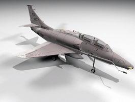 Douglas A-4 Skyhawk 3d model