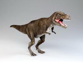T Rex Dinosaur Low Poly 3d model