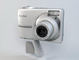 Kodak EasyShare C713 Digital Camera 3d preview