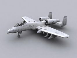 Heavy Bomber 3d model