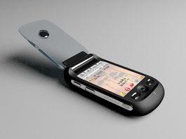 Motorola A1200 3d model