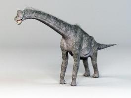 Brachiosaurus Dinosaur 3d preview
