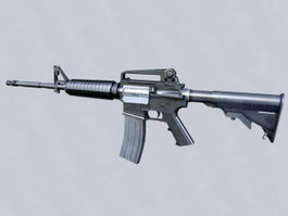 M4A1 Carbine 3d model