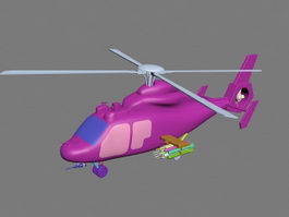Army Attack Helicopter 3d preview