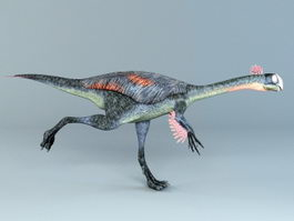 Gigantoraptor Dinosaur 3d preview