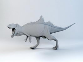 Concavenator Dinosaur 3d model