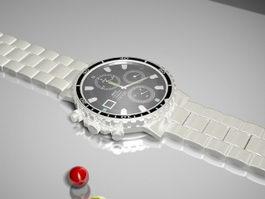 Seiko Watch 3d model