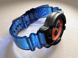 Sport Watch 3d model