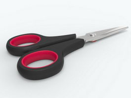 Kitchen Scissors 3d model