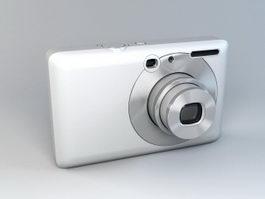 Compact Camera 3d model