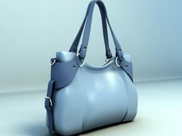 Fashion Handbag 3d model