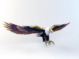 War Eagle 3d model