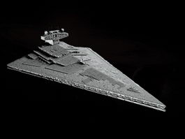 Imperial-class Star Destroyer 3d model