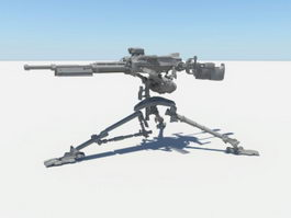 Heavy Machine Gun 3d preview