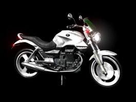 Moto Guzzi 3d model