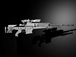 Call of Duty Black Ops 3 Locas 3d model