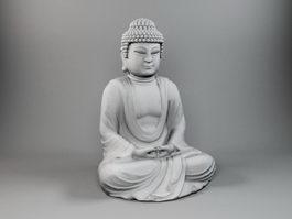 Sakyamuni Buddha 3d model