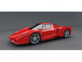 Ferrari Enzo F60 3d model