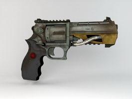 Singularity Centurion Pistol 3d model