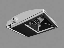 Reflector Lamp 3d model