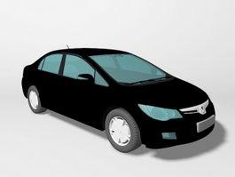 Honda Civic Sedan 3d model