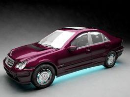 Mercedes-Benz C-Class 3d preview