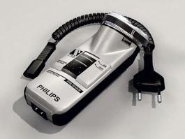 Philips Shaver 3d model