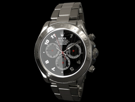 Rolex Watch 3d model