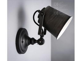 Wall Sconce Industrial Light Fixture 3d model