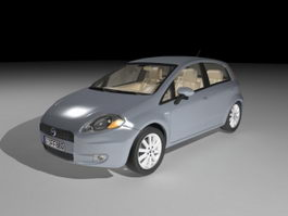 Fiat Punto Classic 3d model