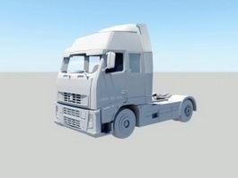 Volvo Truck 3d model