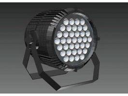 Parabolic Aluminized Reflector Lamp 3d model