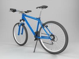 Blue Mountain Bike 3d model