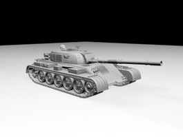 Heavy Tank 3d preview